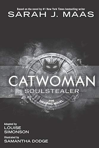 14 Catwoman: Soulstealer (The Graphic Novel)
