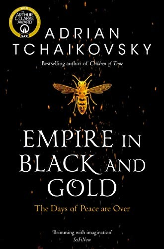 18 Empire in Black and Gold