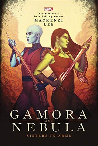 23 Gamora and Nebula: Sisters in Arms