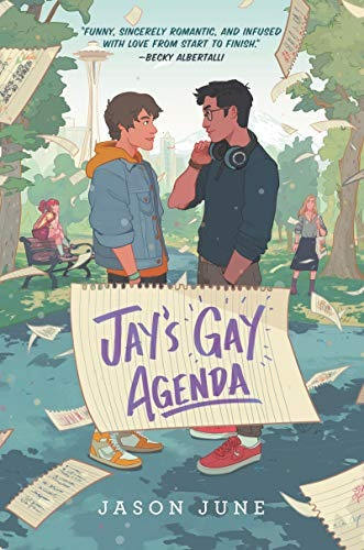29 Jay's Gay Agenda